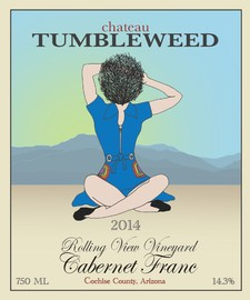 2014 Rolling View Vineyard Cabernet Franc