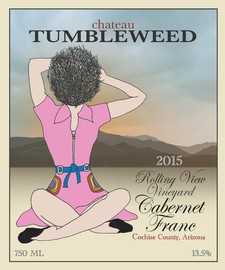 2015 Rolling View Vineyard Cabernet Franc
