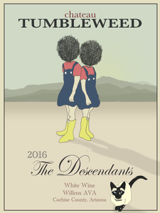 Poster 2016 Descendants