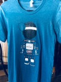 RonBot Blue Tee Image
